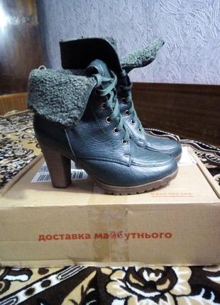 Ботиночки 36р.