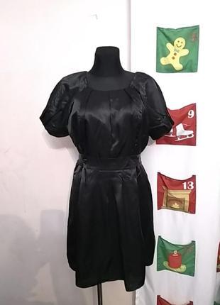 Сукня m&s,лімітована колекція,натуральний шовк.