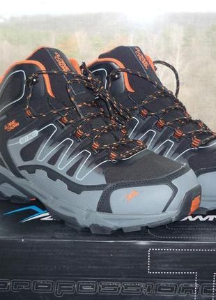 Кроссовки alpine crown, р.42 на 40-41 стелька 27 см. новые трекинговые ботинки