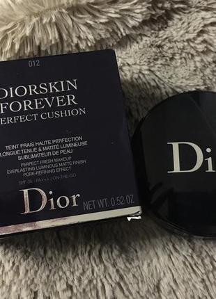 Diorskin forever perfect cushion 012