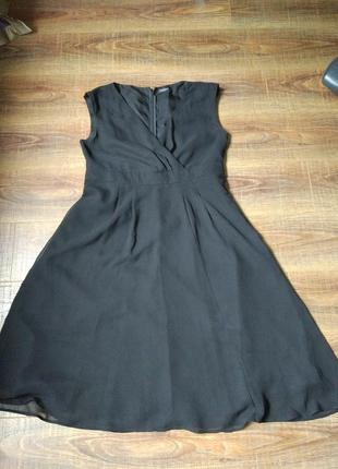 Нарядное платье на запах