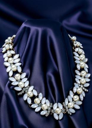 Ожерелье/колье – украшение на шею