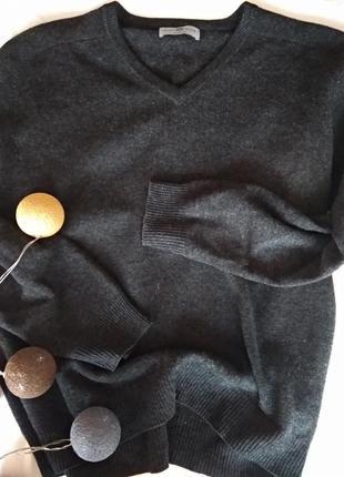 Шерстяной свитер,реглан,унисекс!