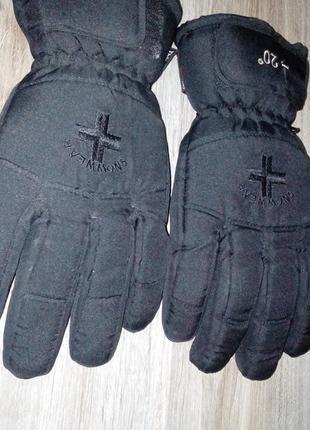 Мужские перчатки snowwear thinsulate