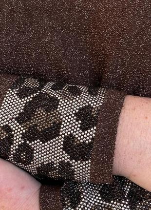 Нарядный свитер люрекс большие размеры2 фото