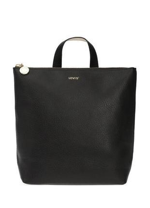 Levi's женский черный рюкзак 🖤