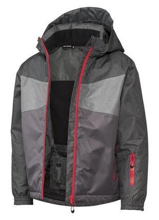 Функциональная лыжная куртка для мальчика бренда crivit ( германия)