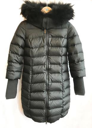 Пуховик женский, пуховое пальто baon 34 xs