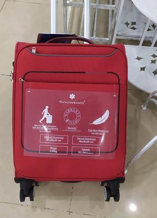 Ручная кладь,маленький чемодан,премиум!5 фото