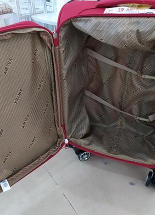 Ручная кладь,маленький чемодан,премиум!6 фото