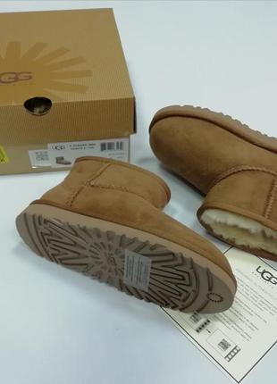 Сапоги відомого бренда ugg - оригінал!