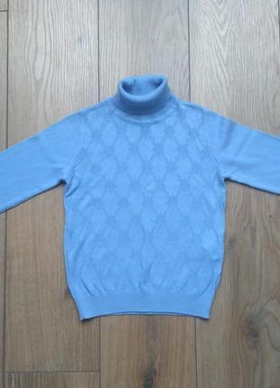 Детский свитер flash, р. 128