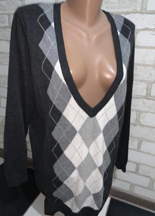 Брендовый пуловер  betty barclay elements