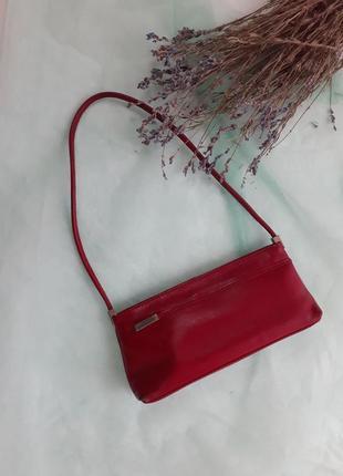 Косметичка, кошелек, сумочка, клатч, натуральная кожа