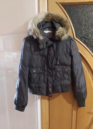 Пуховик куртка женская