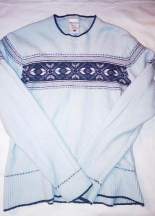 Теплый свитерок от columbia