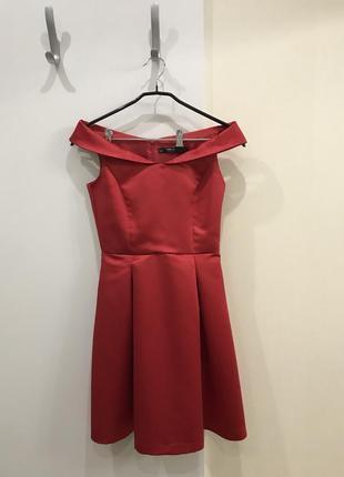 Коктейльное/вечернее платье zara