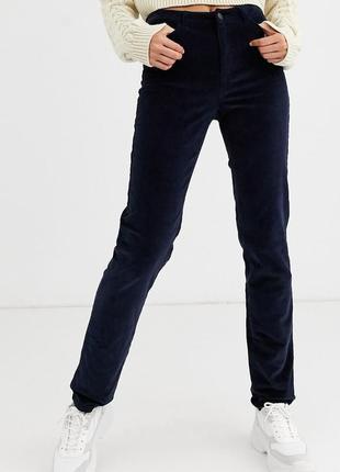 Бархатные брюки/джинсы blue motion