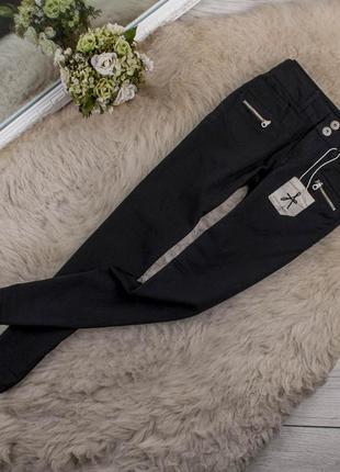 Качественные стильные скини джинсы от atmosphere  рр 8 наш 42