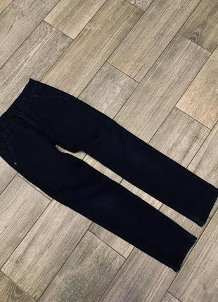Утеплённые брюки джинсы школьные. утеплені штани.