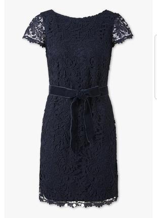 C& a платье с кружевом вечернее