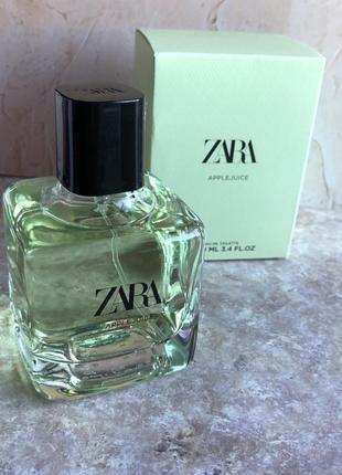 Духи zara applejuice/парфюм /туалетная вода/парфуми/apple juice