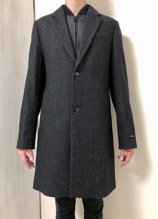 Новое зимнее пальто ted baker, размер l {4}3 фото