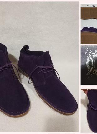 Фирменные стильные оригинальные натуральные качественные туфли.