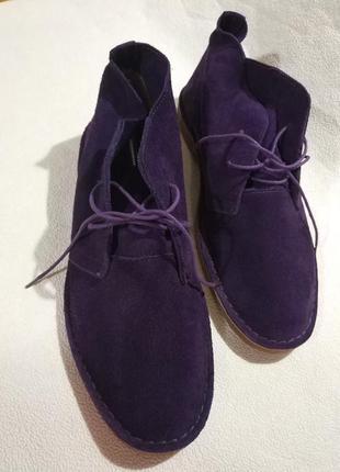 Фирменные стильные оригинальные натуральные качественные туфли.3 фото