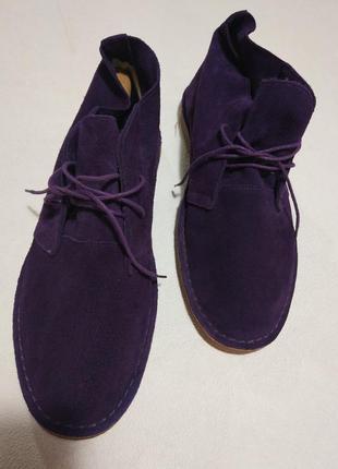 Фирменные стильные оригинальные натуральные качественные туфли.4 фото
