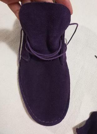 Фирменные стильные оригинальные натуральные качественные туфли.8 фото