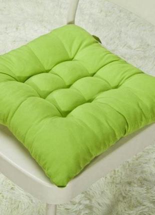 Подушка на стул! 💚🎄