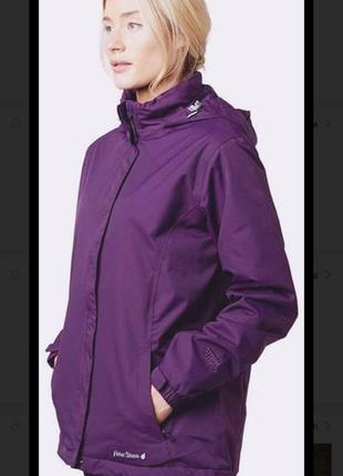 Куртка горнолыжная термо мембранная peter storm stormtech демисезонная осень весна