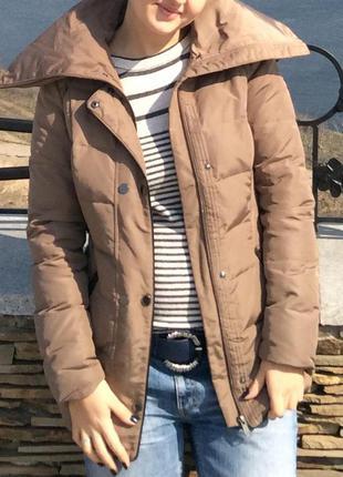 Пуховик -куртка зимняя