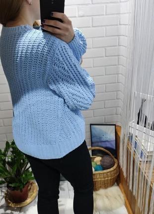 Очень мягкий плюшевый свитерок h&m3 фото
