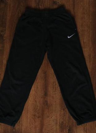 Детские спортивные штаны nike n45 brushed-fleece cuffed pant youth kids