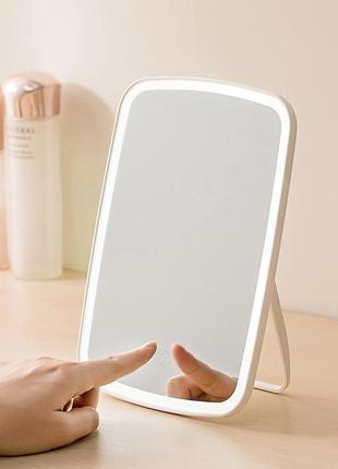 Зеркало з світлодіодною підсвіткою xiaomi jordan judy led makeup mirror