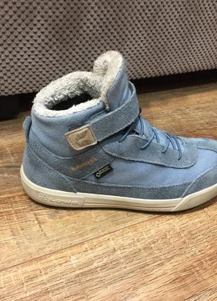 Ботинки зимние сапожки черевики термо лова lowa gore-tex р.36 (23.5см