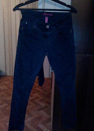 Черные джинсы denim&co