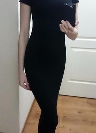 Atmosphere черное платье