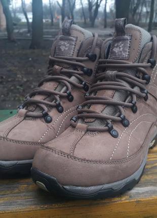 Оригинальные ботинки jack wolfskin 39 размера 24.7 см
