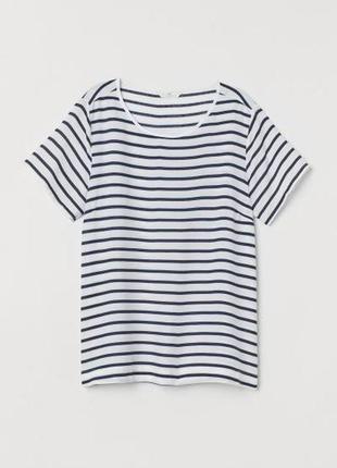 Блуза с коротким рукавом