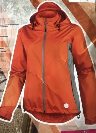 Функциональная спортивная куртка ветровка crivit sports германия