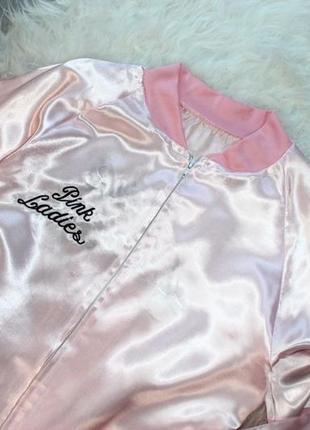 Бомбер pink ladies р. s-m