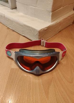 Очки лыжные для девочки детские rossignol