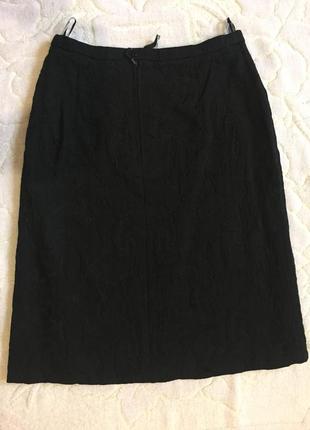Классная жаккардовая юбка