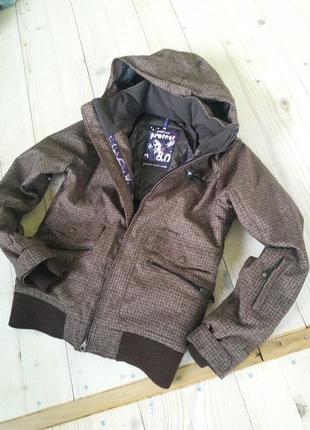 Лижна зимова куртка (для сноутборда) protest 8.0