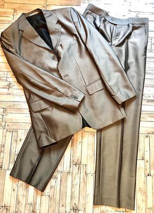 Костюм чоловічий/брюки чоловічі/жакет чоловічий/класичні брюки