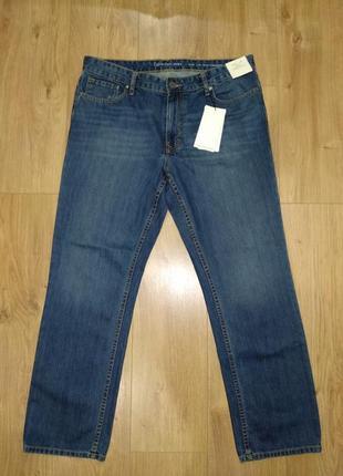 Джинсы мужские calvin klein jeans w36 l30