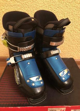Детские лыжные ботинки nordica